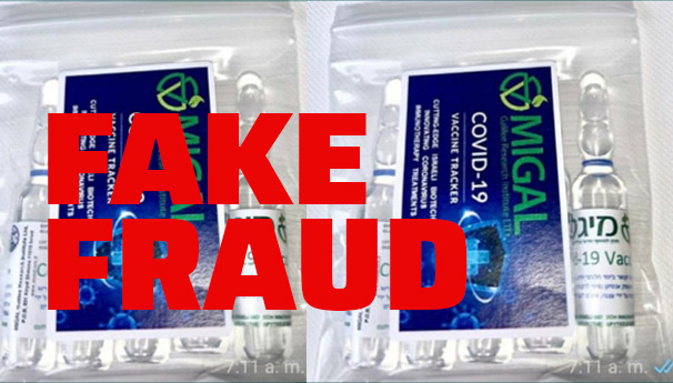 WARNING!!  Fraud Notice – Covid-19 Product